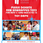 It's not too late for the 2014 CVRM Annual Toy Drive!
